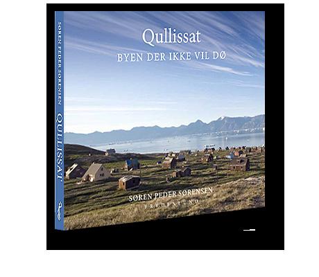 Bogen Qullissat - Byen der ikke vil dø