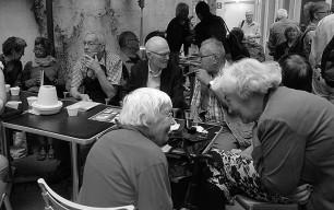 Reception i det grønlandske hus